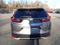 2021 Modern Steel Metallic Honda CR-V Touring AWD  photo #4