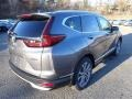 2021 Modern Steel Metallic Honda CR-V Touring AWD  photo #5
