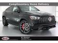 Black 2021 Mercedes-Benz GLE 53 AMG 4Matic Coupe
