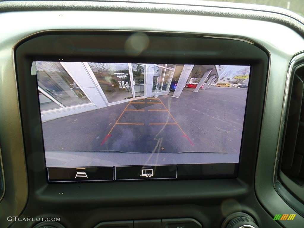 2021 Silverado 1500 RST Crew Cab 4x4 - Silver Ice Metallic / Jet Black photo #31
