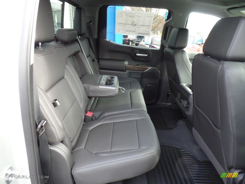 2021 Silverado 1500 RST Crew Cab 4x4 - Silver Ice Metallic / Jet Black photo #47