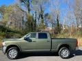 Olive Green Pearl - 2500 Laramie Crew Cab 4x4 Photo No. 1