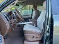 2020 2500 Laramie Crew Cab 4x4 Mountain Brown/Light Frost Beige Interior