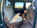Rear Seat of 2020 2500 Laramie Crew Cab 4x4