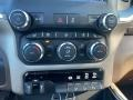 Controls of 2020 2500 Laramie Crew Cab 4x4