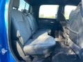 Rear Seat of 2020 2500 Power Wagon Crew Cab 4x4