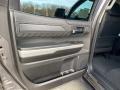 2021 Toyota Tundra Black Interior Door Panel Photo