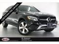 Black 2019 Mercedes-Benz GLC 300 4Matic Coupe