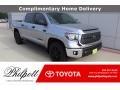 2021 Silver Sky Metallic Toyota Tundra SR5 CrewMax 4x4 #140270597
