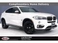 Alpine White 2018 BMW X6 sDrive35i