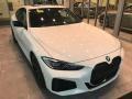 Alpine White 2021 BMW 4 Series M440i xDrive Coupe