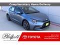 Celestite Gray Metallic 2021 Toyota Corolla SE