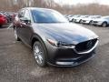 Machine Gray Metallic - CX-5 Grand Touring Reserve AWD Photo No. 3