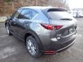 Machine Gray Metallic - CX-5 Grand Touring Reserve AWD Photo No. 6