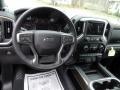Jet Black Dashboard Photo for 2021 Chevrolet Silverado 1500 #140303329