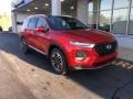 Calypso Red 2020 Hyundai Santa Fe Limited 2.0 AWD