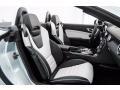 2018 SLC 300 Roadster Platinum White/Black Interior