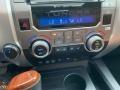 2021 Toyota Tundra 1794 Edition Brown/Black Interior Controls Photo