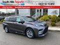 2021 Predawn Gray Mica Toyota Sienna XSE AWD Hybrid #140318085