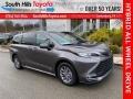 2021 Predawn Gray Mica Toyota Sienna XLE AWD Hybrid #140318084
