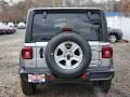 2021 Billet Silver Metallic Jeep Wrangler Unlimited Sport 4x4  photo #5