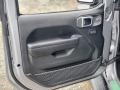 2021 Billet Silver Metallic Jeep Wrangler Unlimited Sport 4x4  photo #8