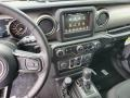2021 Billet Silver Metallic Jeep Wrangler Unlimited Sport 4x4  photo #10