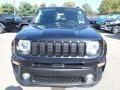 2020 Black Jeep Renegade Latitude 4x4  photo #2