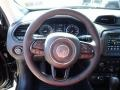 2020 Black Jeep Renegade Latitude 4x4  photo #15