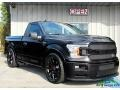 2020 Agate Black Ford F150 Shelby Super Snake Sport 4x4  photo #2