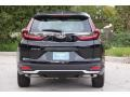 2020 Crystal Black Pearl Honda CR-V LX  photo #7