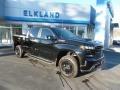 2021 Black Chevrolet Silverado 1500 LT Trail Boss Crew Cab 4x4  photo #5