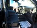 2021 Black Chevrolet Silverado 1500 LT Trail Boss Crew Cab 4x4  photo #47