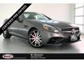 designo Magno Shadow Grey (Matte) 2017 Mercedes-Benz SLC 43 AMG Roadster