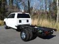 Bright White - 3500 SLT Crew Cab 4x4 Chassis Photo No. 8