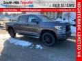2021 Magnetic Gray Metallic Toyota Tundra Limited CrewMax 4x4 #140364171