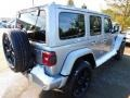 2021 Billet Silver Metallic Jeep Wrangler Unlimited High Altitude 4x4  photo #5