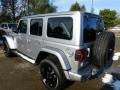 2021 Billet Silver Metallic Jeep Wrangler Unlimited High Altitude 4x4  photo #8