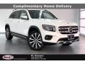 Polar White 2021 Mercedes-Benz GLB 250