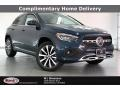 Denim Blue Metallic 2021 Mercedes-Benz GLA 250