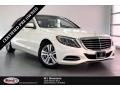 designo Diamond White Metallic - S 550 Sedan Photo No. 1