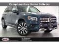 Denim Blue Metallic 2021 Mercedes-Benz GLB 250