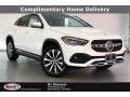 Polar White 2021 Mercedes-Benz GLA 250
