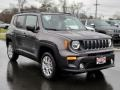 2021 Granite Crystal Metallic Jeep Renegade Latitude 4x4  photo #1