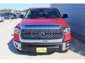 2021 Barcelona Red Metallic Toyota Tundra SR5 Double Cab  photo #3