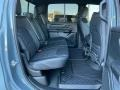 Rear Seat of 2021 1500 Big Horn Crew Cab 4x4