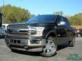 2020 Agate Black Ford F150 King Ranch SuperCrew 4x4 #140420164