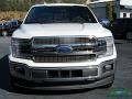 2020 Star White Ford F150 King Ranch SuperCrew  photo #8