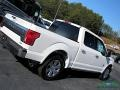 2020 Star White Ford F150 King Ranch SuperCrew  photo #29