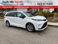 2021 Super White Toyota Sienna XSE AWD Hybrid #140423869